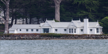 Cypress Grove Reseach Center on the Tomales Bay, photo by Carlos Porrata